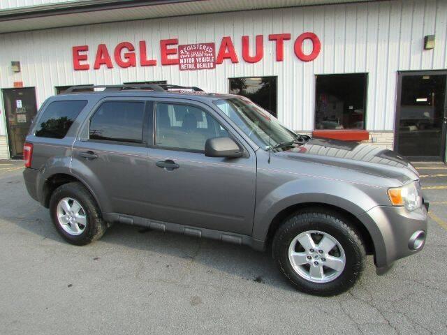 2009 Ford Escape for sale at Eagle Auto Center in Seneca Falls NY