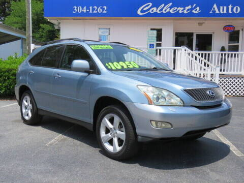 2006 Lexus RX 330 for sale at Colbert's Auto Outlet in Hickory NC