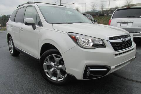 2018 Subaru Forester for sale at Tilleys Auto Sales in Wilkesboro NC