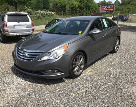 2014 Hyundai Sonata for sale at Arden Auto Outlet in Arden NC
