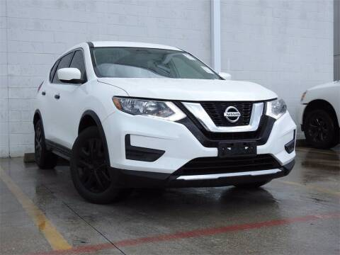 2017 Nissan Rogue for sale at Joe Myers Toyota PreOwned in Houston TX