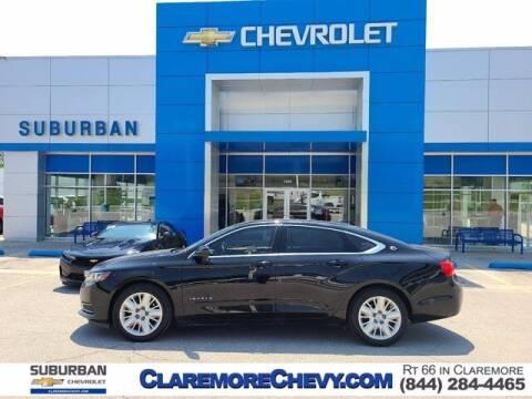 2017 Chevrolet Impala for sale at Suburban Chevrolet in Claremore OK