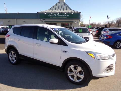 2014 Ford Escape for sale at Jim O'Connor Select Auto in Oconomowoc WI