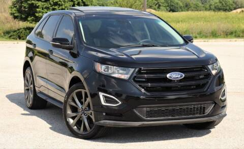 2016 Ford Edge for sale at Big O Auto LLC in Omaha NE