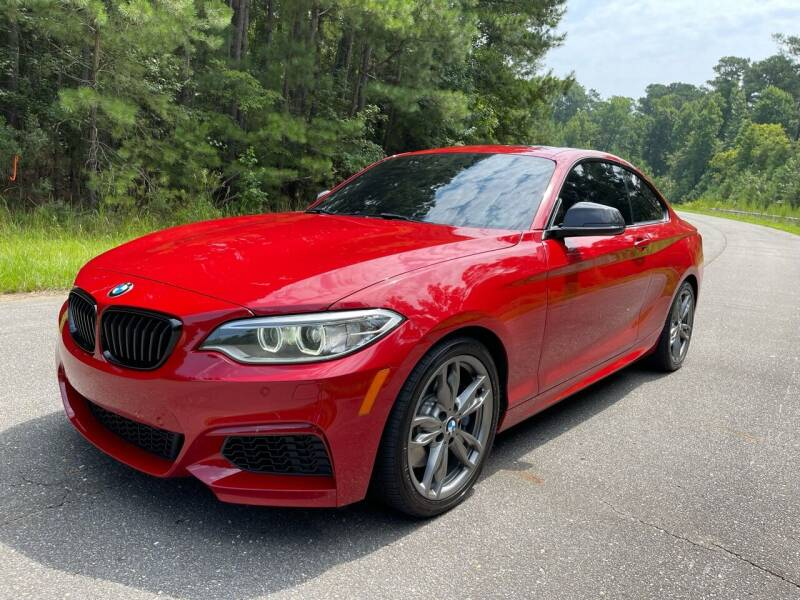 2015 BMW 2 Series for sale at Carrera AutoHaus Inc in Clayton NC