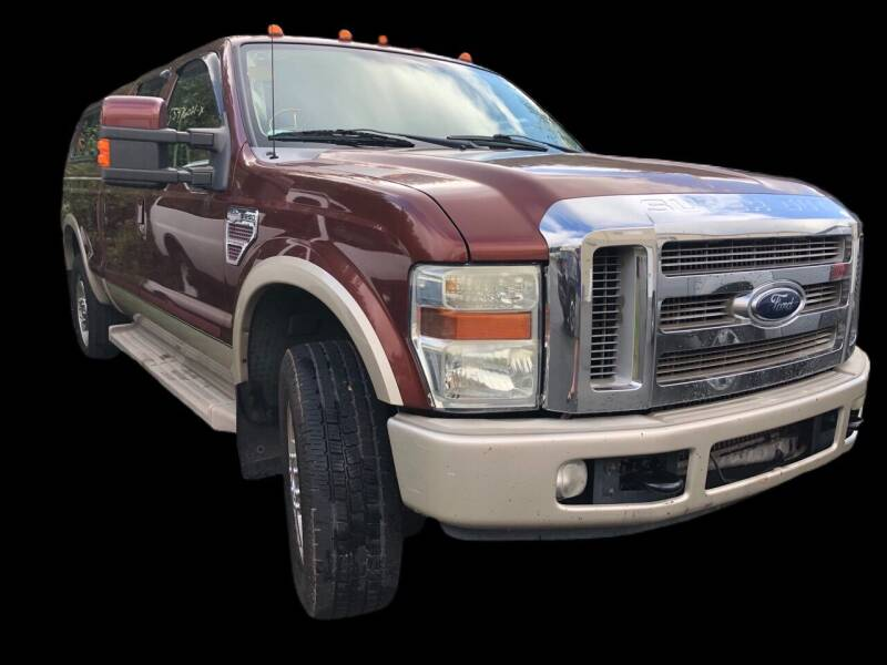 2008 Ford F-250 Super Duty for sale at T&D Cars in Holbrook MA