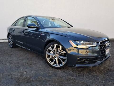 2012 Audi A6 for sale at Planet Cars in Berkeley CA