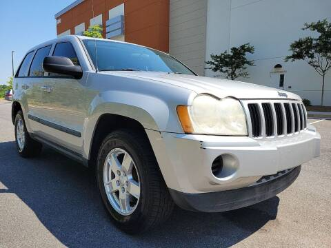 2007 Jeep Grand Cherokee for sale at ELAN AUTOMOTIVE GROUP in Buford GA