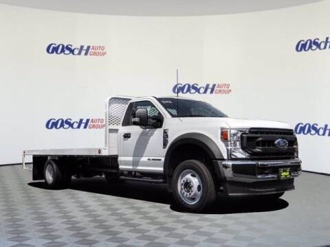 2020 Ford F-550 Super Duty for sale at BILLY D SELLS CARS! in Temecula CA