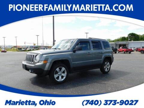 2013 Jeep Patriot for sale at Pioneer Family preowned autos in Williamstown WV