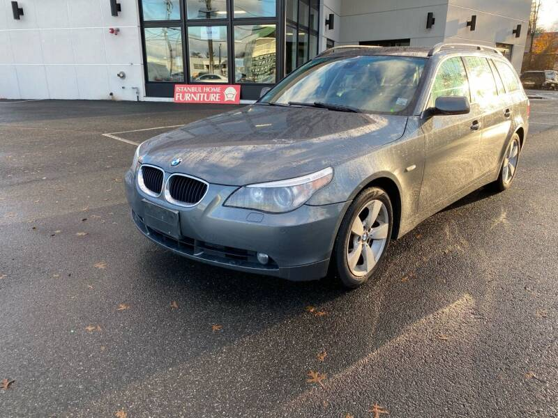 2006 BMW 5 Series for sale at MAGIC AUTO SALES in Little Ferry NJ