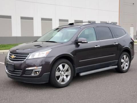 2015 Chevrolet Traverse for sale at Bucks Autosales LLC - Bucks Auto Sales LLC in Levittown PA
