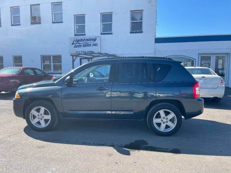 2008 Jeep Compass for sale at Lightning Auto Sales in Springfield IL