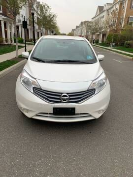 2015 Nissan Versa Note for sale at Pak1 Trading LLC in South Hackensack NJ
