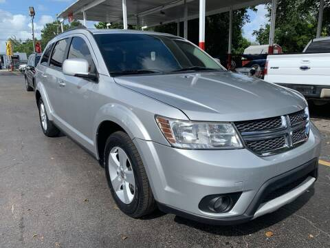 2012 Dodge Journey for sale at America Auto Wholesale Inc in Miami FL
