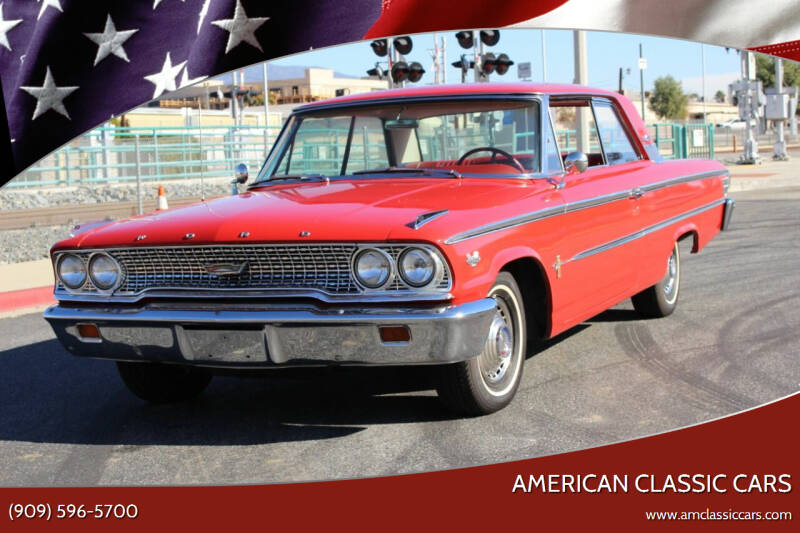 1963 Ford Galaxie 500 for sale in La Verne, CA