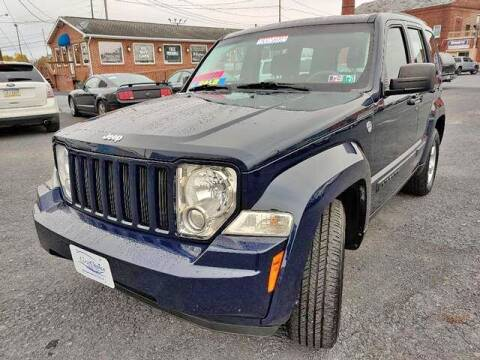 2012 Jeep Liberty for sale at Clear Choice Auto Sales in Mechanicsburg PA