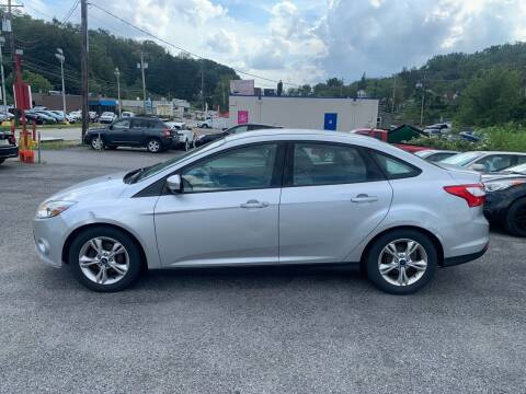 2014 Ford Focus for sale at Martino Motors in Pittsburgh PA