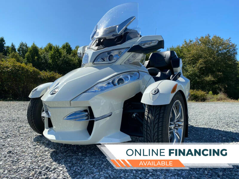 2011 Can-Am RT LIMITED for sale at Prime One Inc in Walkertown NC