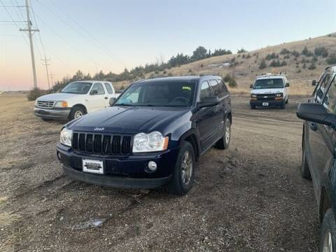 2006 Jeep Grand Cherokee for sale at Daryl's Auto Service in Chamberlain SD