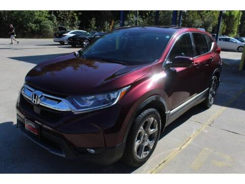 2017 Honda CR-V for sale at Inline Auto Sales in Fuquay Varina NC