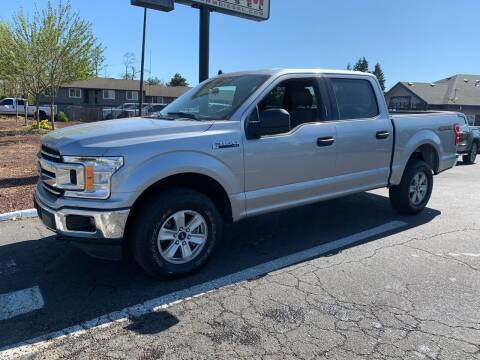 2020 Ford F-150 for sale at South Commercial Auto Sales in Salem OR