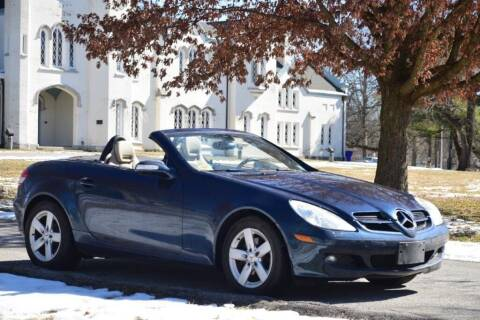 2007 Mercedes-Benz SLK for sale at Digital Auto in Lexington KY