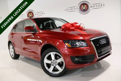 2010 Audi Q5 for sale at Unlimited Motors in Fishers IN