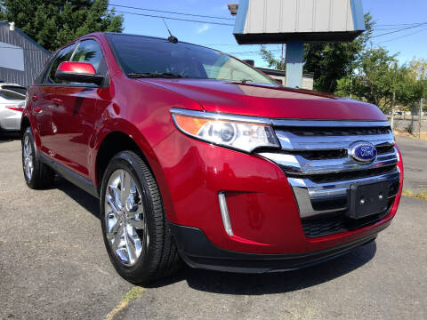 2013 Ford Edge for sale at Autos Cost Less LLC in Lakewood WA