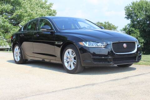 2018 Jaguar XE for sale at Harrison Auto Sales in Irwin PA