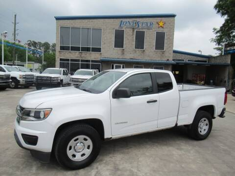 2016 Chevrolet Colorado for sale at Lone Star Auto Center in Spring TX