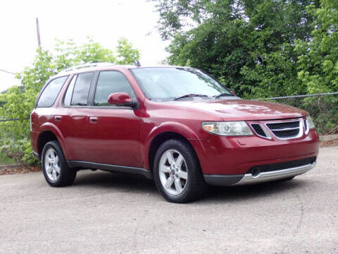 2006 Saab 9-7X for sale at The Auto Depot in Raleigh NC