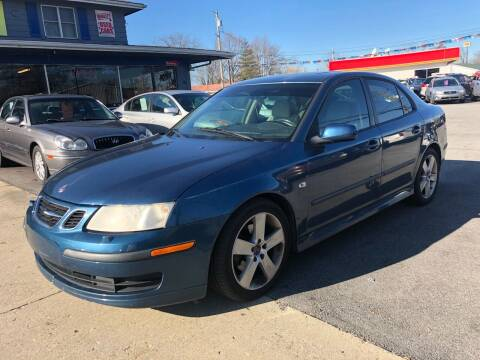 2007 Saab 9-3 for sale at Wise Investments Auto Sales in Sellersburg IN
