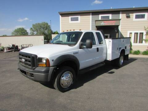 2006 Ford F-450 Super Duty for sale at NorthStar Truck Sales in St Cloud MN