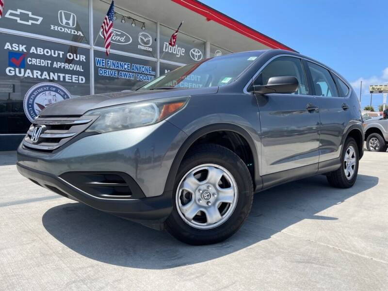2014 Honda CR-V for sale at VR Automobiles in National City CA