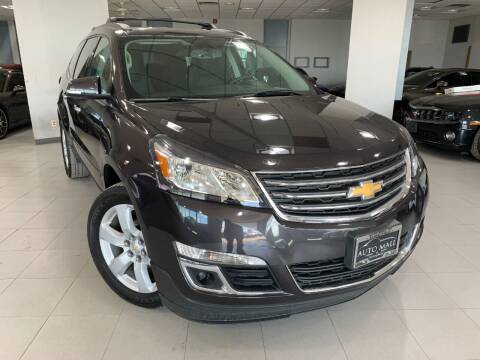 2016 Chevrolet Traverse for sale at Auto Mall of Springfield in Springfield IL