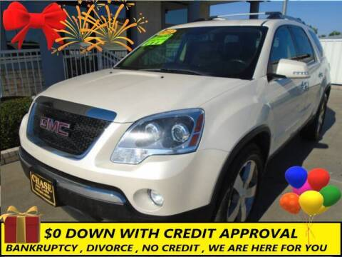 2012 GMC Acadia for sale at Chase Auto Credit in Oklahoma City OK
