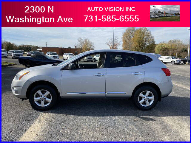 2012 Nissan Rogue for sale at Auto Vision Inc. in Brownsville TN