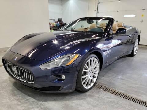 2014 Maserati GranTurismo for sale at Redford Auto Quality Used Cars in Redford MI