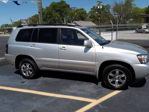 2006 Toyota Highlander for sale at A-1 Auto Sales in Anderson SC