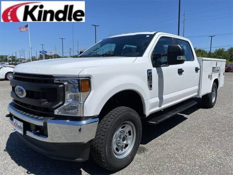 2021 Ford F-350 Super Duty for sale at Kindle Auto Plaza in Cape May Court House NJ