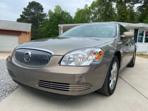 2007 Buick Lucerne for sale at Efficiency Auto Buyers in Milton GA