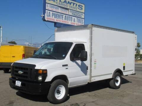 2014 Ford E-Series Chassis for sale at Atlantis Auto Sales in La Puente CA