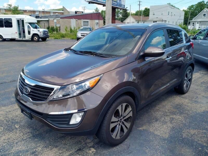 2012 Kia Sportage for sale at Smart Buy Auto in Bradley IL