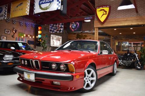 1986 BMW 6 Series for sale at Chicago Cars US in Summit IL