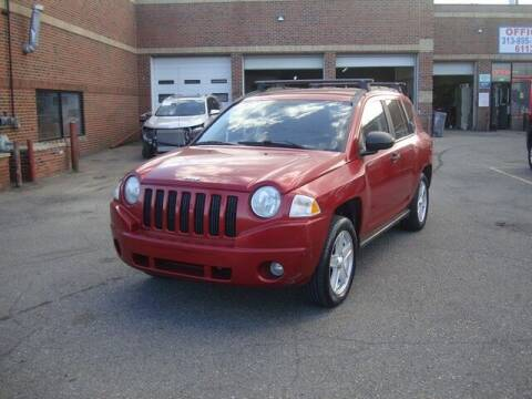 2007 Jeep Compass for sale at MOTORAMA INC in Detroit MI
