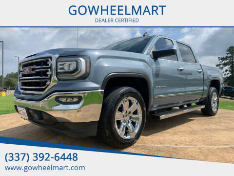 2016 GMC Sierra 1500 for sale at GOWHEELMART in Leesville LA