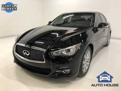 2017 Infiniti Q50 for sale at Auto House Phoenix in Peoria AZ