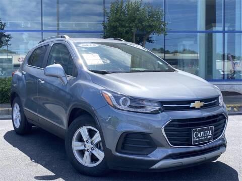 2019 Chevrolet Trax for sale at Capital Cadillac of Atlanta in Smyrna GA