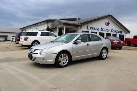 2008 Ford Fusion for sale at Cresco Motor Company in Cresco IA